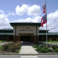 S L Mason Elementary School, Валдоста