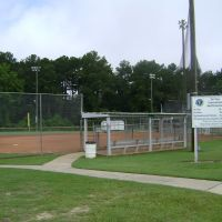 Vallotton Youth Complex baseball field, Валдоста