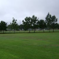 Vallotton Youth Complex open spaces and baseball field, Валдоста