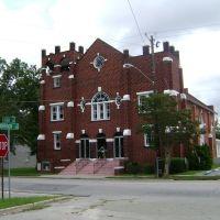 First Antioch Missionary Baptist Church, Валдоста