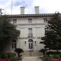City hall, Валдоста