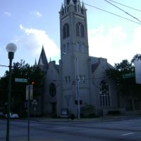 First United Methodist Church, Valdosta, Валдоста