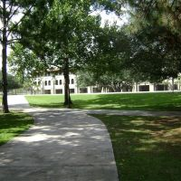 Azalea City Trail through Valdosta State University, Валдоста