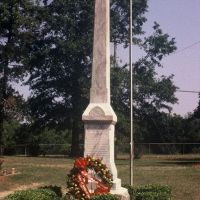 Confederate Monument, Sandersville, Вашингтон