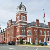 Washington County Courthouse - Sandersville, GA, Вашингтон