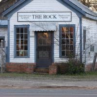The Rock, GA. Incorporated in 1877. Unincorporated in 1993., Вена