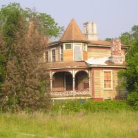 Victorian home in Sparta, Вест Поинт
