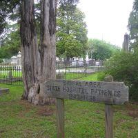 Mass Grave of over 100 patients from the Georgia State Sanitarium, Вестсайд