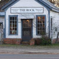The Rock, GA. Incorporated in 1877. Unincorporated in 1993., Вестсайд