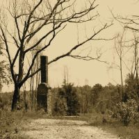 MEMORIES OF LOGTOWN.  The southeastern section of Upson County was one of the first to be settled, and was once one of the wealthiest, most cultural areas in Upson.  Logtown road from the town of Yatesville to Highway 19 near Flint river was the main arte, Вхигам