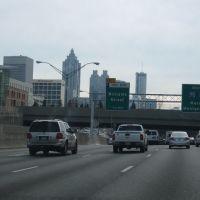 I-75 in Atlanta, Грешам Парк