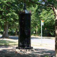 una prigione nel parco... jail in the park, Грешам Парк