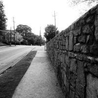 Granite Wall, Грешам Парк