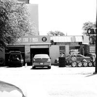 Express Tires, Грешам Парк