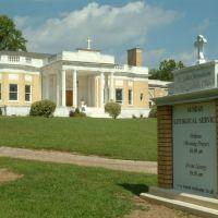 Church, Грешам Парк