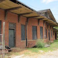Greensboro Old Rail Depot, Гринсборо