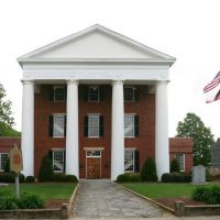 Greensboro, GA Court House, Гринсборо