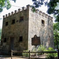 "Old Greene County ""Gaol"", Greensboro, Georgia, Гринсборо"