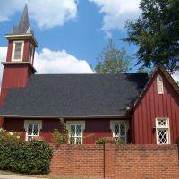 Episcopal Church of the Redeemer - Greensboro, GA, Гринсборо