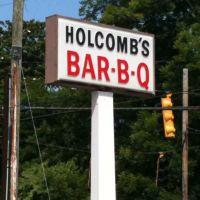 Holcombs Bar-B-Q, Гринсборо