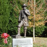 Gen. James Longstreet, C. S. A., Грэйсвилл