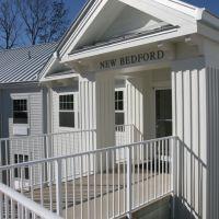 New Bedford Dormitory, Деморест
