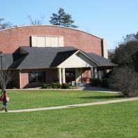 Lane Student Center, Деморест