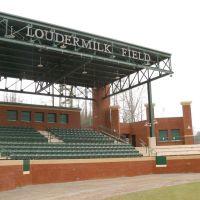 Loudermilk Field, Деморест