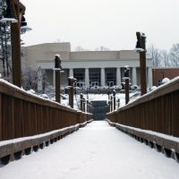 Swanson Center @ Piedmont College in the snow, Деморест