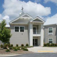 Plymouth Dormitories, Piedmont College, Demorest, Georgia, USA, Деморест
