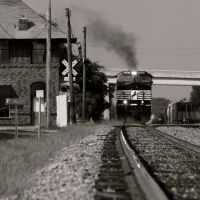 On the right track, Друид Хиллс