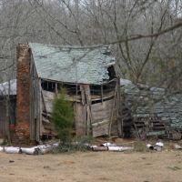 Old slave house., Друид Хиллс