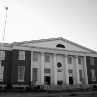 Federal Building and U.S. Courthouse - Dublin, GA, Дублин