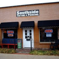 Southside Tattoo ATL storefront, Ист-Пойнт