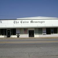 The Cairo Messenger, Каиро