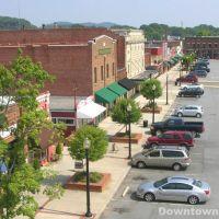 A Town Vision of Cartersville GA, Картерсвилл
