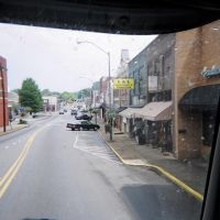 Cartersville, Georgia in August, Картерсвилл