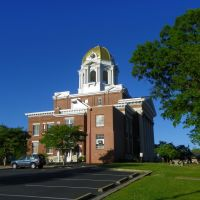 Old Bartow County Courthouse, Cartersville, Georgia, Картерсвилл
