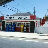 The 4 Way Lunch in Cartersville, GA, Картерсвилл