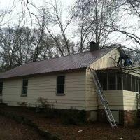 New Metal Roof, Картерсвилл