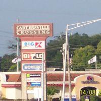 Cartersville crossing, Картерсвилл