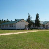 Old Cegar Grove School, Клэйтон