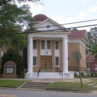 Cadwell Baptist Church, Клэйтон