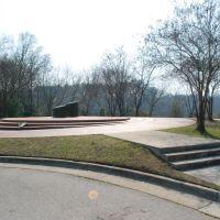 Memorial at civic center, Колумбус