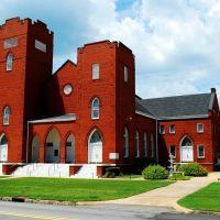 First African Baptist Church, Колумбус