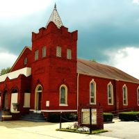 Friendship Baptist Church, Колумбус