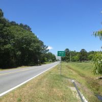 Coolidge City Limit, GA SR 188 WB, Кулидж