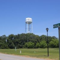 Coolidge Water Tower