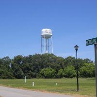 Coolidge Water Tower, Кулидж