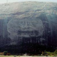 Stone Mountain, Лукоут Моунтаин